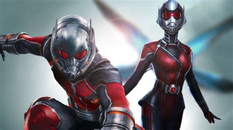 Marvel's Antman And The Wasp Trailer #1 Is Here