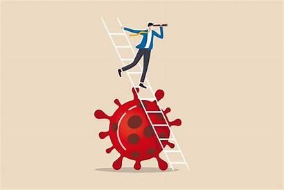 Normal Covid Shutterstock Pandemic Graduate Businesses Bg