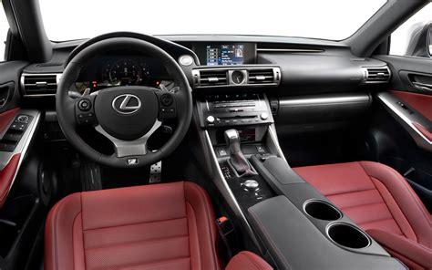 lexus interior lexus is250 f sport 2014