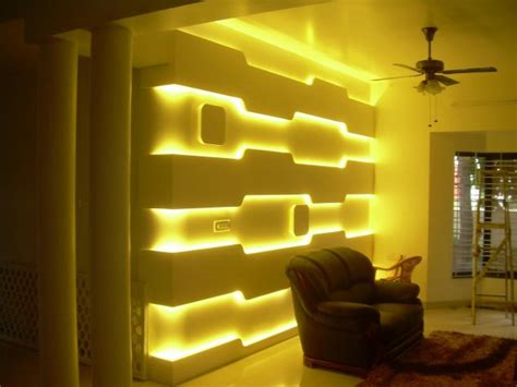 3d wall panels with lighting ideas that leave you