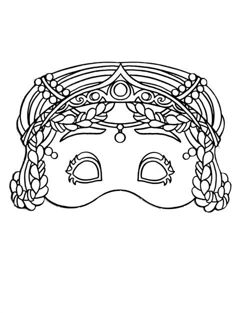 masque rituel à tête de fils des histoires coloriage masques carnaval enfants