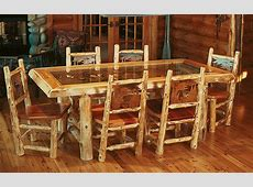 Stylish Rustic Cabin Furniture Build a Rustic Cabin