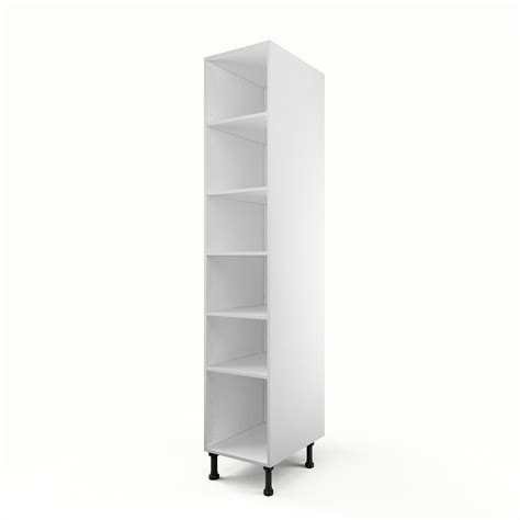 colonne cuisine 30 cm caisson de cuisine colonne c40 200 delinia blanc l 40 x h 215 x p 56 cm leroy merlin