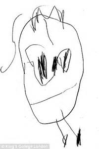 childs drawings     clue  cleverness