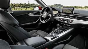 Audi A4 2 0 Tdi 190 Sport Manual  2015  Review