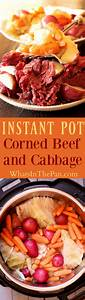 Using Instant Pot As A Pressure Cooker For Corned Beef And
