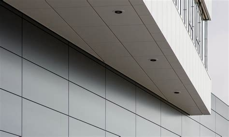 Nahtloses Metallfassadensystem nahtloses metallfassadensystem fassade news produkte