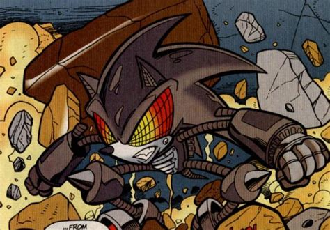 Silver Sonic (character)