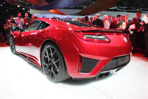 2016 acura nsx gallery 612847 top speed