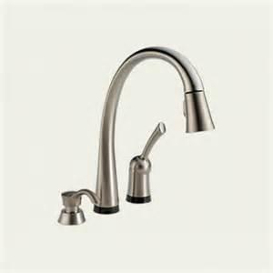 kitchen faucets touch delta touch faucet