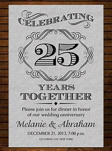 19 anniversary invitation template free psd format With format of wedding anniversary invitation