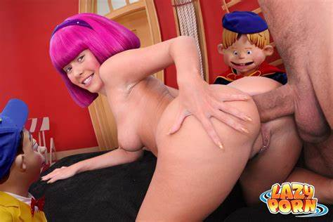 Leads Otherwise Been Scripted cartoon porn lazy town