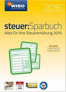 Steuererklärung 2015 Tipps : wiso steuer sparbuch 2016 jetzt download zum top preis ~ Lizthompson.info Haus und Dekorationen