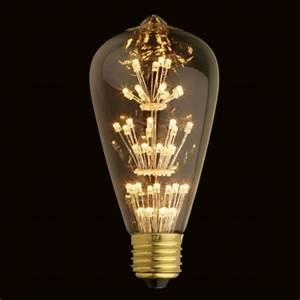 Ampoule Vintage Led : ampoule edison led c bles textiles et luminaires d co ~ Edinachiropracticcenter.com Idées de Décoration