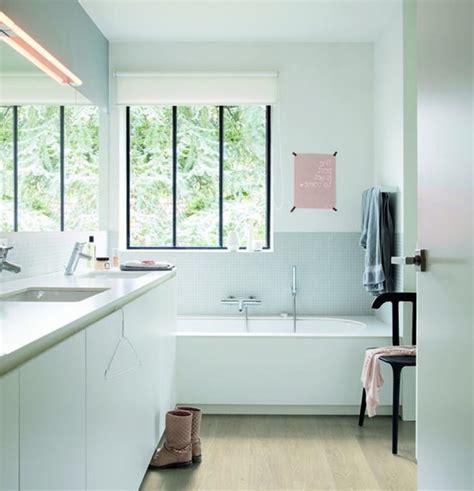 sol vinyl salle de bain maison design goflah