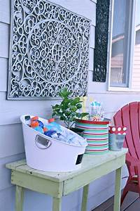 outside wall decor Outdoor Wall Art {DIY} | Today's Creative Life