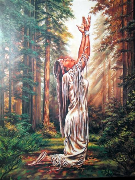 Spiritual Healing The Native American Way With Herbs And