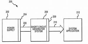 patent us6677777 short circuit generator for testing With short circuit power