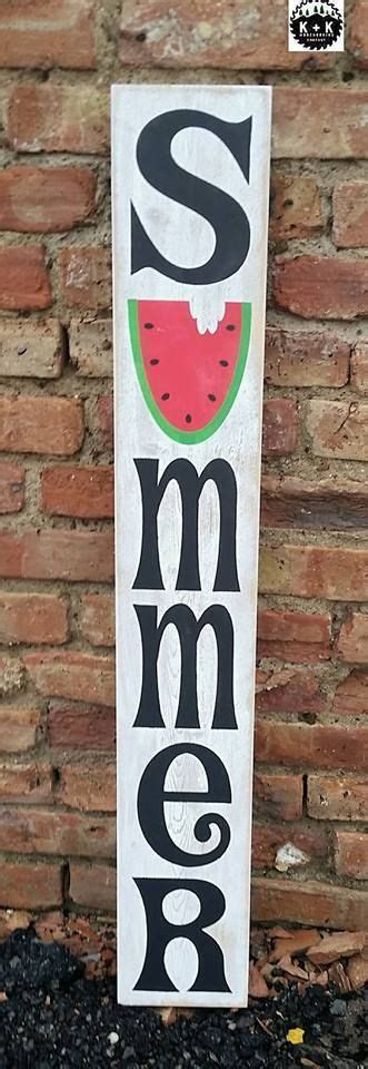 Details About Large Rustic Primitive Sign Summer Porch