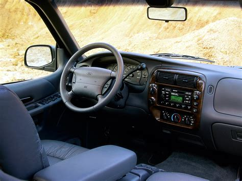 interior ford explorer eu spec