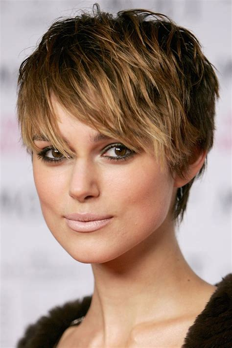 Pixie Hairstyle Images by 10 Gorgeous Keira Knightley Hairstyles