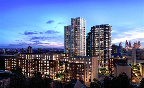 Development for sale in The Silk District, London | JLL ...
