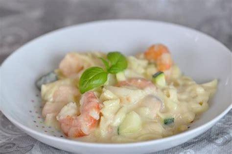 cuisiner cabillaud one pot pasta cabillaud crevette recettes cookeo
