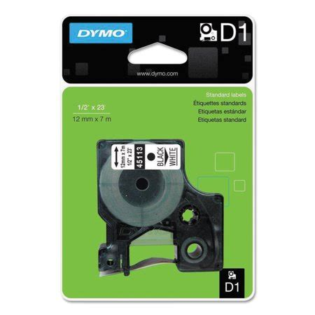 dymo  high performance polyester removable label tape