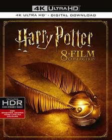 harry potter  film  ultra hd box set blu ray zavvicom