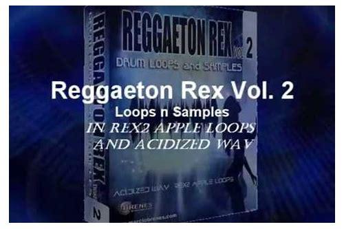 baixar loops dr rex bass