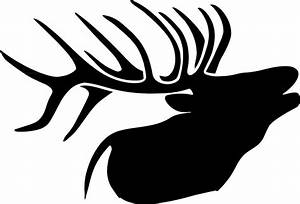 The gallery for --> Elk Head Logo