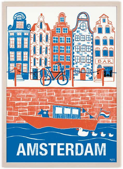 Human Empire Amsterdam #2 Poster (50x70cm) selekktcom