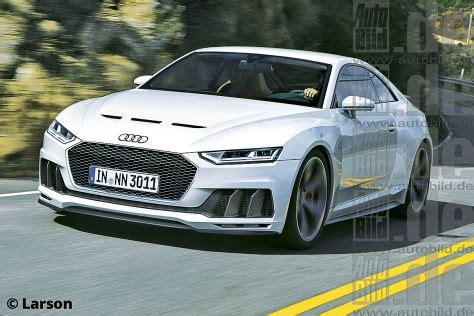 2020 Audi Sport Quattro by Audi Sport Quattro 2017 Vorstellung Autobild De