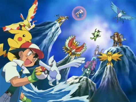 Legendary Pokemon  Best Flash Games