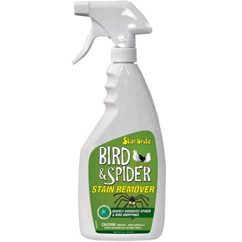 Boat Cleaner Stain Remover by Brite Spider Bird Stain Remover West Marine