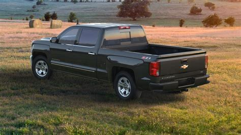 Puklich Chevrolet by 2017 Chevrolet Silverado 1500 For Sale In Valley City