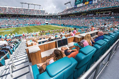 hard rock stadium fun   sun  shade alsd