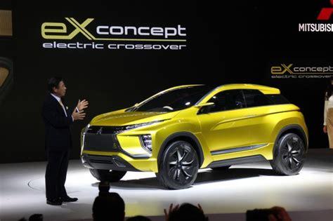 Mitsubishi Electric Cars To Use Nissanrenault Platforms