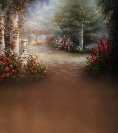 Backdrop Family by Garden 5x7ft 150x200cm Vinyl Photo Studio Background