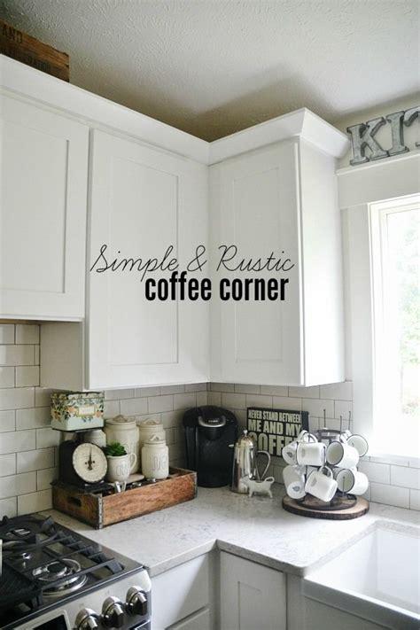 cozy kitchen coffee corner     coffee corner