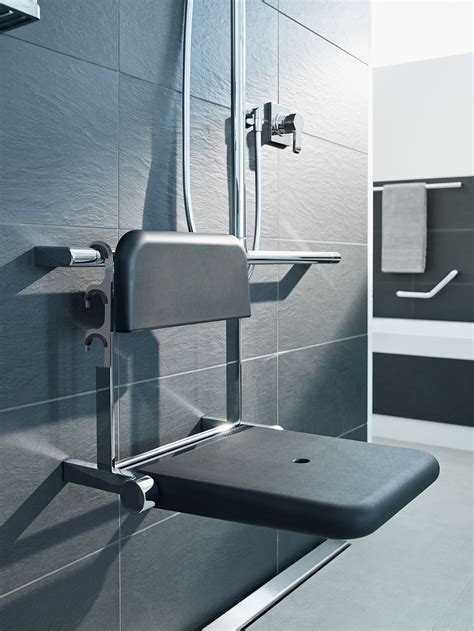 soft touch folding shower seat    shower seat