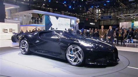 Nothing is left to chance, as the seats, pedals, and controls are. The New Bugatti La Voiture Noire Is Worth £14 Million - Stage Motorsport