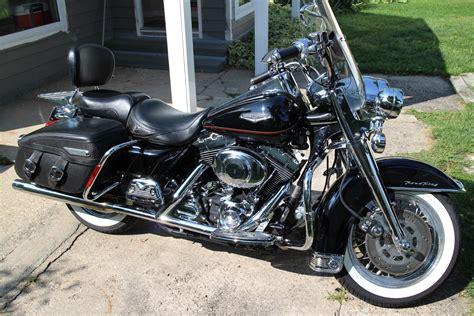 Harley Davidson Road King Image by 1999 Harley Davidson Road King Classic Moto Zombdrive