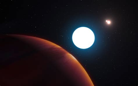Newly-Discovered Planet Has 3 Suns | NASA