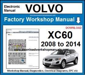service and repair manuals 2011 volvo xc60 head up display volvo xc60 workshop service repair manual download