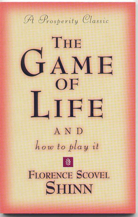 Video Florence Scovell Shinn's The Game Of Life & How To