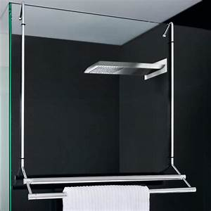 Handtuchhalter Für Dusche : giese 30509 bodyguard badetuchhalter online kaufen ~ Indierocktalk.com Haus und Dekorationen
