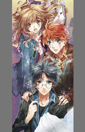 Anime Wallpaper Harry Potter by Harry Potter Anime Images Harry Potter Wallpaper And