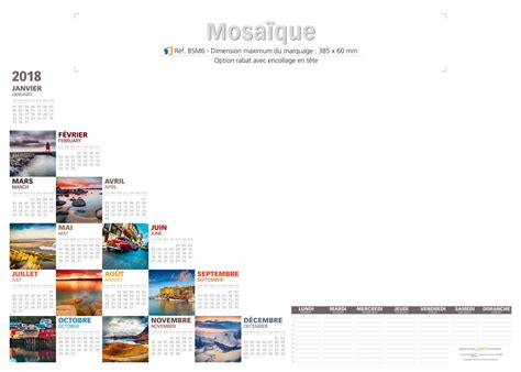 calendrier de bureau personnalisé sous bureau personnalise 28 images impression de sous