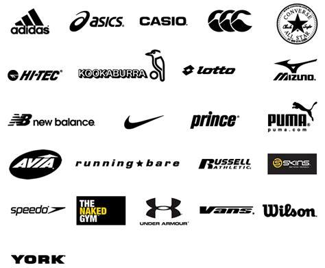 sports apparel brands